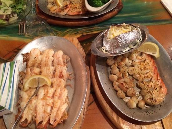 Florida S Seafood Cocoa Beach Fl
