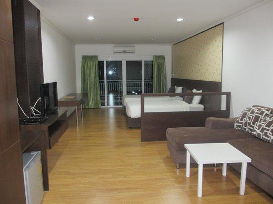 Baan Klang Hua Hin Condo & Resort: ツイン