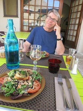 Le Bouche a Aureille: Lunch time