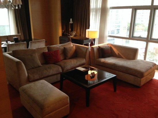 Fraser Suites Chengdu: Lounge