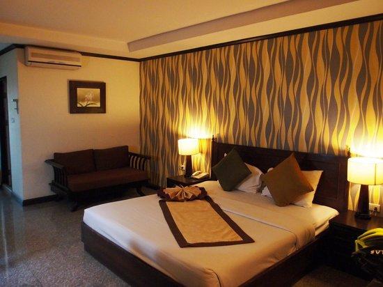 Royal Peninsula Hotel Chiang Mai : スタンダードルーム
