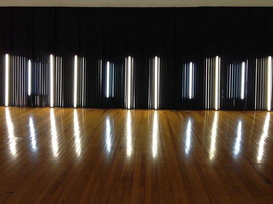 Dunedin Public Art Gallery: Hotere and Culbert