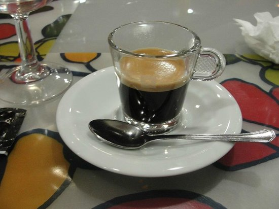 Casa Joana: Un rico café