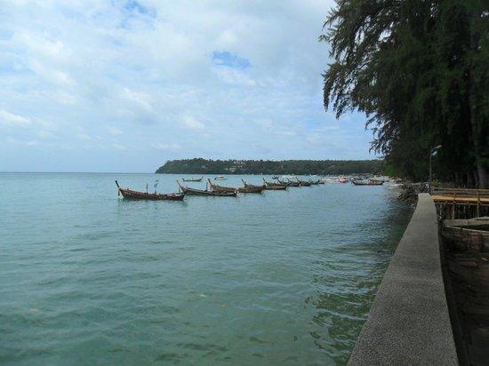 Restaurant La Croisette: Sea Front Rawai