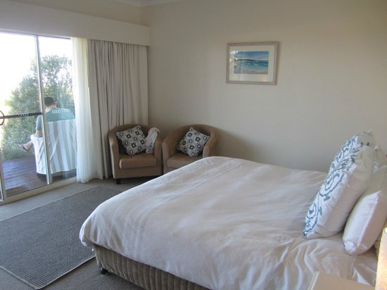 Seascape Lodge on Emu Bay: Comfortable and a bit of a haven