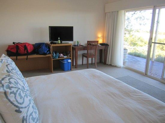 Seascape Lodge on Emu Bay: Delightfully Comfortable