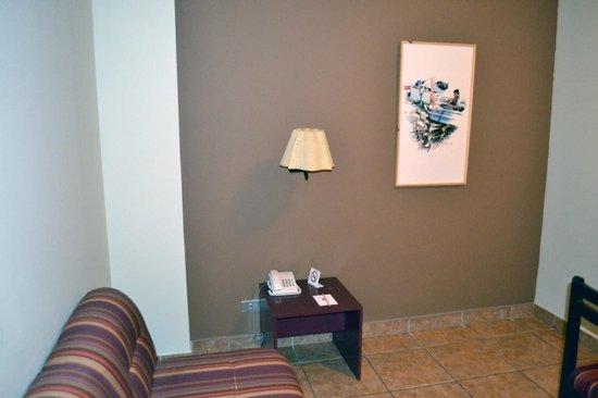 Casa Andina Standard Nasca: Sitting room