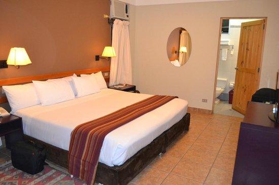 Casa Andina Standard Nasca: Bedroom