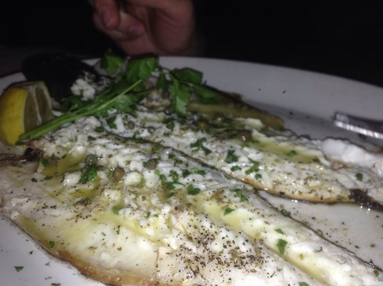 Sea Grill: Рыба