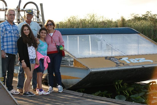 Everglades Holiday Park: fun afternoon