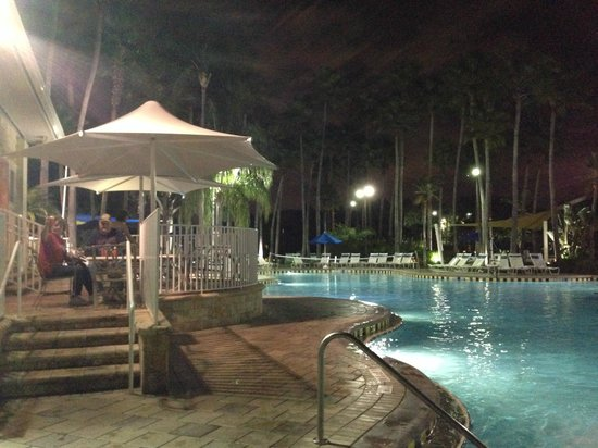 Marriott's Cypress Harbour Villas: outdoor pool