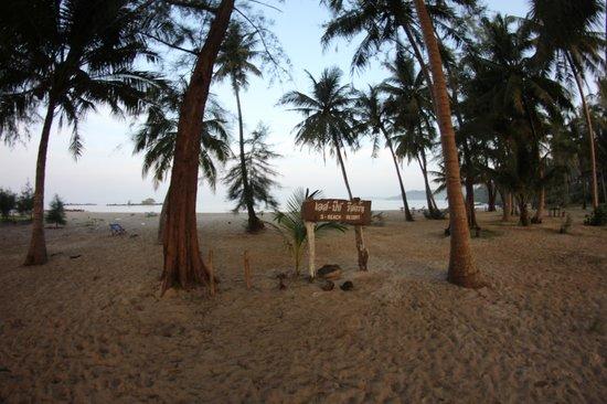 S-Beach Resort: strand