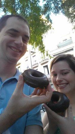 Forns del Pi: Donuts!