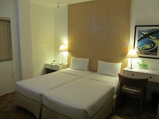 The Clipper Hotel: Superior room