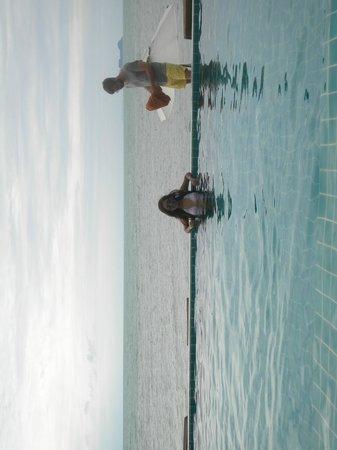 Mimosa Resort & Spa: infinity pool