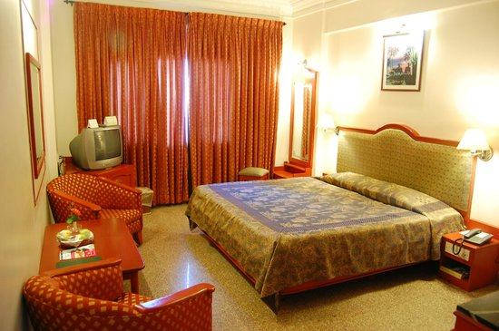 Vestin Park: Deluxe Room