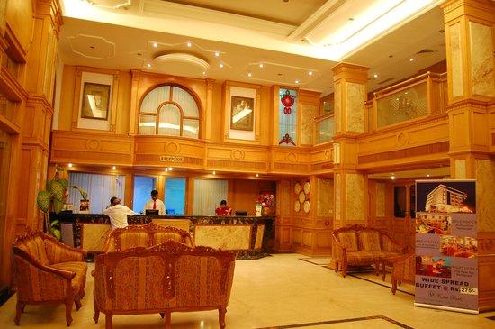 Vestin Park: Vestin Lobby