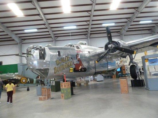 Pima Air & Space Museum: Buckaroo