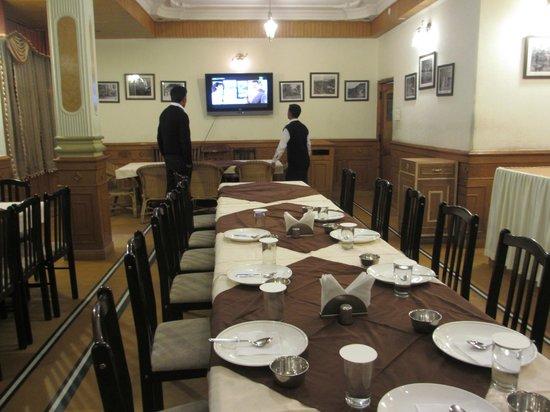 Hotel Golf Links: Dining Area