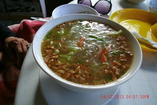 Puka Grande Restaurant: Soup