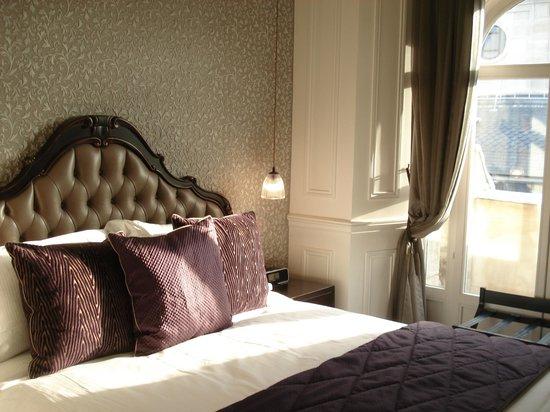 La Clef Louvre: Heavenly Bedroom