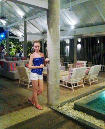 Ramada Phuket Southsea : Холл