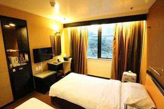 Best Western Plus Hotel Kowloon: RAMADA HOTEL KOWLOON