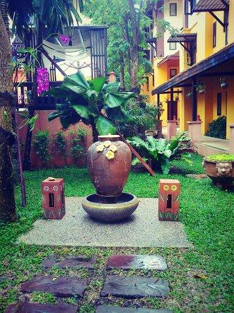 Phulin Resort : Территория