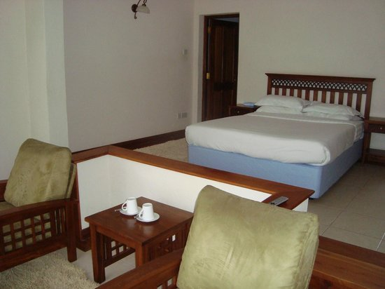 Great Rift Valley Lodge & Golf Resort: One of the Rooms..ensuite