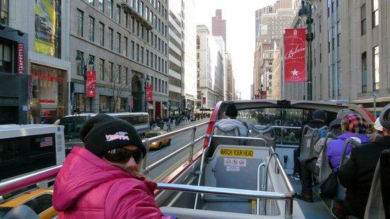 City Sightseeing New York Hop On - Hop Off : Hop-on Hop-off Tours