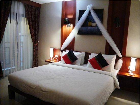 Patong Hemingway's Hotel: Superior Room (King bed)