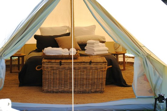 Cosy Tents  sc 1 st  TripAdvisor & Cosy Tents - UPDATED 2018 Campground Reviews (Sailors Falls ...