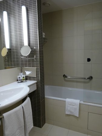 Clarion Congress Hotel Prague: バスルーム