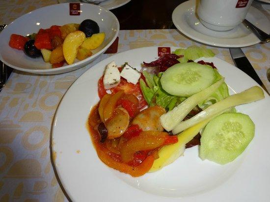 Clarion Congress Hotel Prague: 朝食