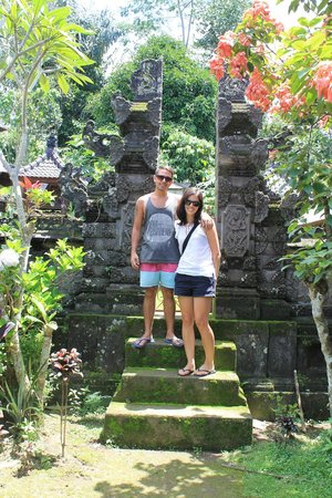 Bali Eco Cycling: Tour stop point