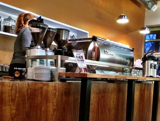 Photo of Cafe Ristretto Roasters at 3808 N Williams Ave, Portland, OR 97227, United States