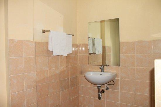 Village Indah Villas : Standard bathroom
