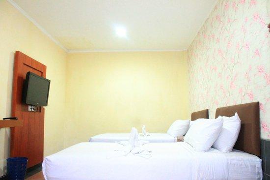 Village Indah Villas : Standard room
