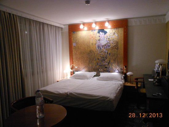 Hotel Am Konzerthaus Vienna MGallery by Sofitel: Our Room