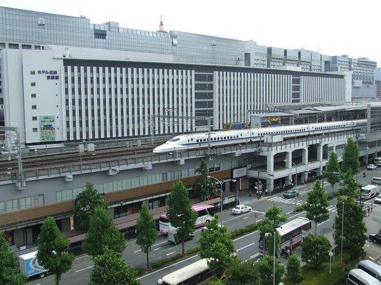 New Miyako Hotel: View from hotel room