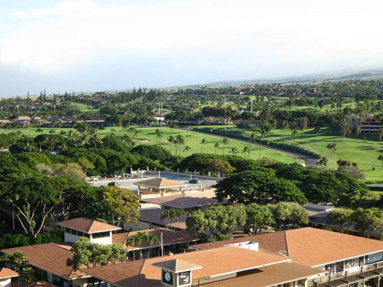 Westin Maui Resort And Spa: view of the golf course