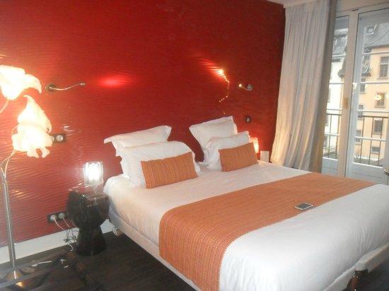 Hotel Rohan : chambre prestige