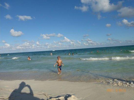 Iberostar Paraiso Lindo : beach