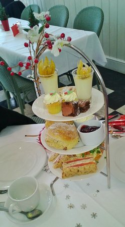 Stansted Park: Christmas Afternoon Tea for Two