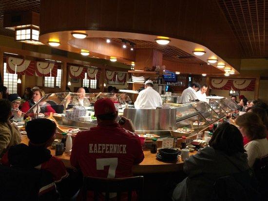 Sushi Boat Restaurant Union City Ca
