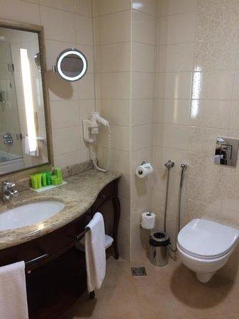 Garden Ring Hotel : bath