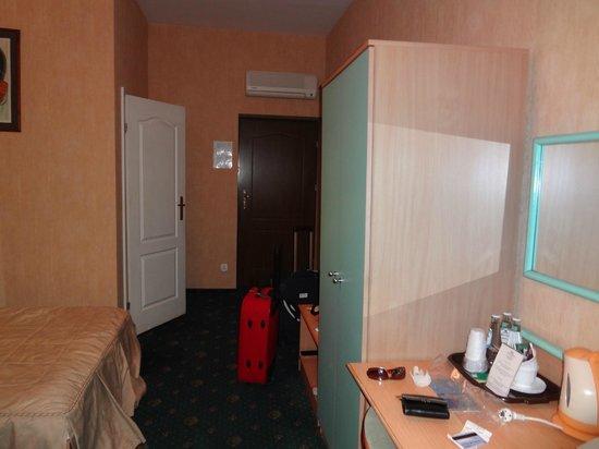 Hotel Kazimierz : Вид от окна