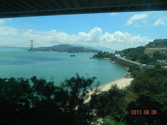 Royal View Hotel : Вид на пляж Лидо