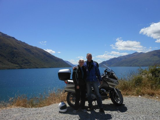 Paradise Motorcycle Day Tours: Lakes