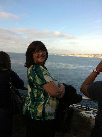 Coastal San Diego Tours to La Jolla & Torrey Pines with TourGuideTim : An ocean view